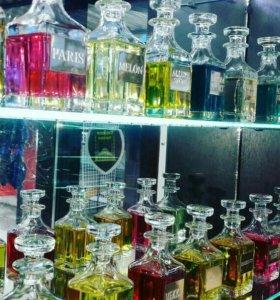 Масляной арабский парфюм (миск)