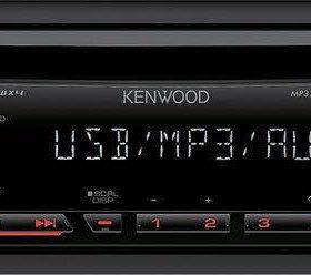 Продам магнитоллу Kenwood KDC3357U