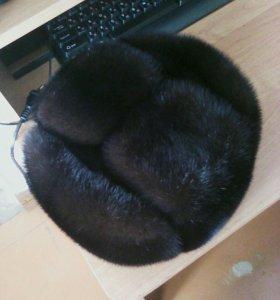 Мужская норковая шапка(формовка)