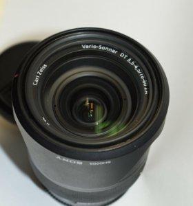 Sony Vario-Sonnar® T* DT 16-80 мм F3.5-4.5 ZA