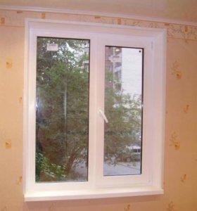 окна без монтажа
