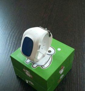 Детские часы с jps с приложением