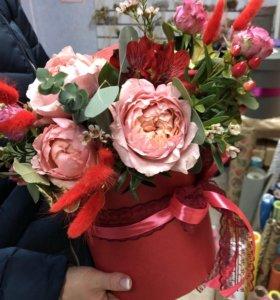 Цветы 14 февраля розы доставка
