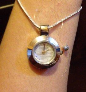 Новые часы. Браслет в подарок