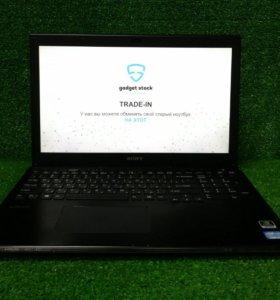 Ноутбук Sony VAIO SVS151E2AV гарантия, обмен.