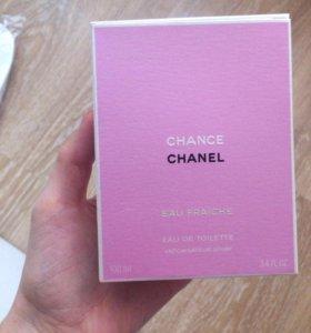 Духи Chanel Chance( EAU FRAINCHE) 100ml оригинал
