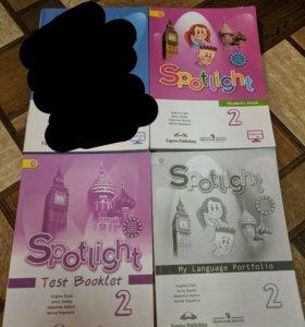 Spotlight 2 класс