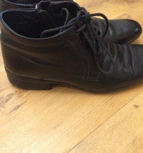 П/ботинки осень зима