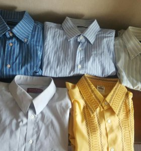 7 мужских рубашек на рост 190