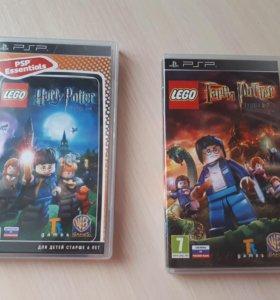 Гарри Потер Игра на PSP