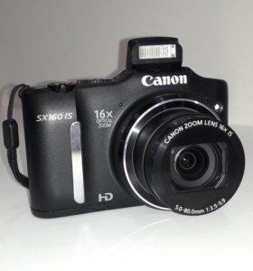 Фотоаппарат Canon Power Shot SX160IS