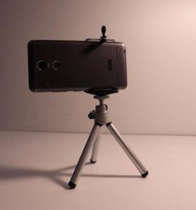 Штатив для телефона, экшен камеры