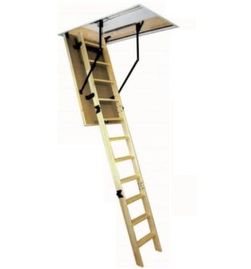 Лестница. Чердачная лестница