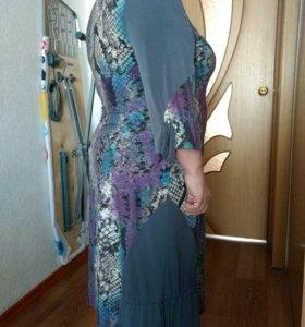 54р. Платье тонкое женское