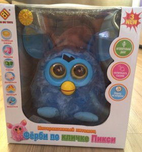 Интерактивная игрушка furby пикси