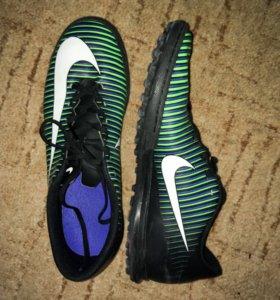 Новые Шиповки Nike
