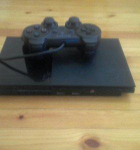 PlayStation2 в хорошем состоянии