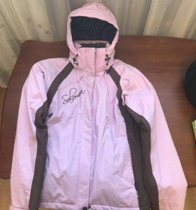 Куртка горнолыжная Salomón
