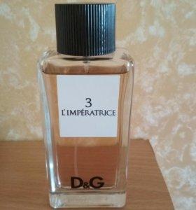 Туалетная вода L`Imperatrice 3 - Dolce & Gabbana