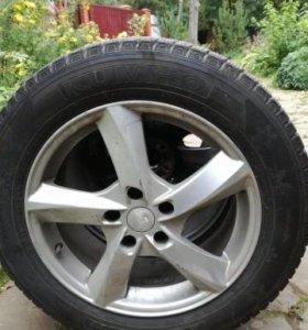 Колеса в сборе от Opel Astra J