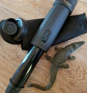 Подзорная труба scout 30x50