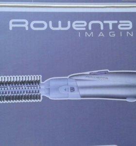 Новый фен-щетка Rowenta