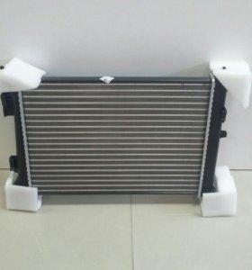 Радиатор Solaris/Rio