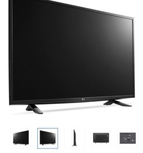 На запчасти Ultra HD (4K) телевизор LG 49UH603V