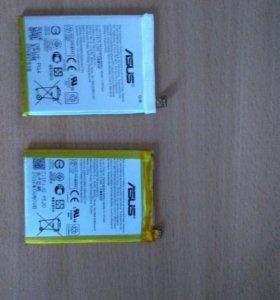 Аккумуляторы на Asus zenfon2 ZE500CL