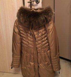 Зимняя куртка пух/перо