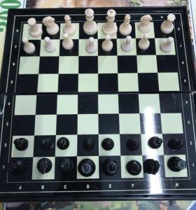 Шахматы на магните