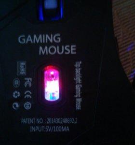 Игровая мышь . Дешего!!!