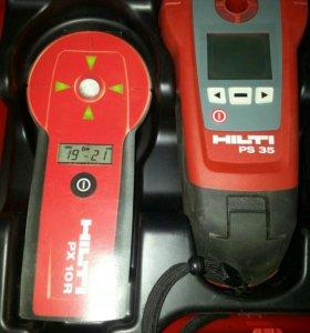 Hilti PS 35 металлодетектор
