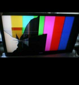 Телевизор LG 42 диагональ (плазма разбитая)