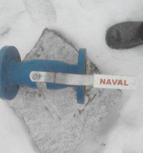 Кран фланцевый Навал 65 диаметр