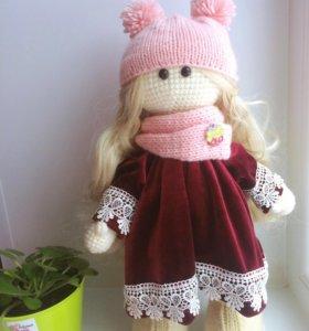 Очаровательная куколка Анна