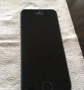 Телефон iPhone 5s