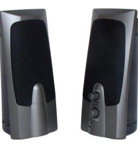 Акуст.система стерео 6Вт, USB
