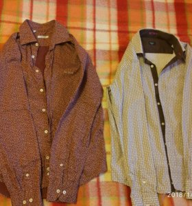 Брендовые мужские рубашки, Италия!