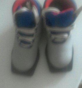 Лыжный обувь 32 р