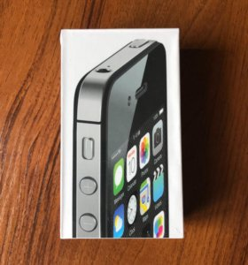 iPhone 4s 16Gb Black and White