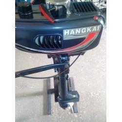 Подвесной лодочный мотор Hangkai 3,5 новый