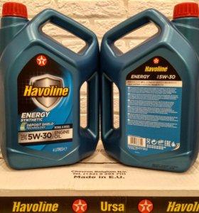 Масло моторное Texaco Havoline Energy 5w-30 4L