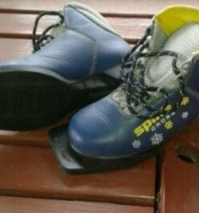 Лыжные ботинки Spine Cross