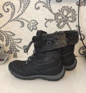 Ботинки, сапоги женские зимние.