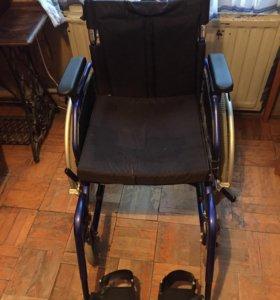 Кресло-каталка инвалидное
