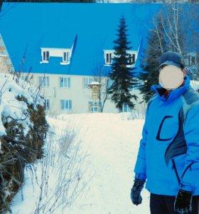 Лыжный костюм SALOMON размер 52- 54