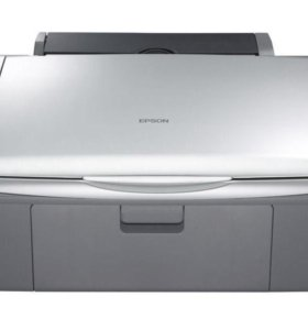 Продам принтер EPSON stylus cx4900+картриджи