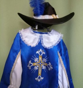 Детский костюм Мушкетера.