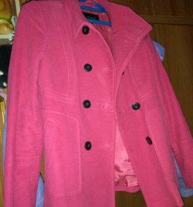 Пальто-пиджак xs